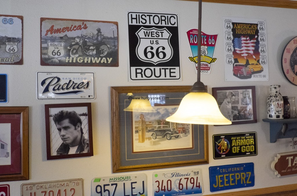 I need to drive on Route 66...
