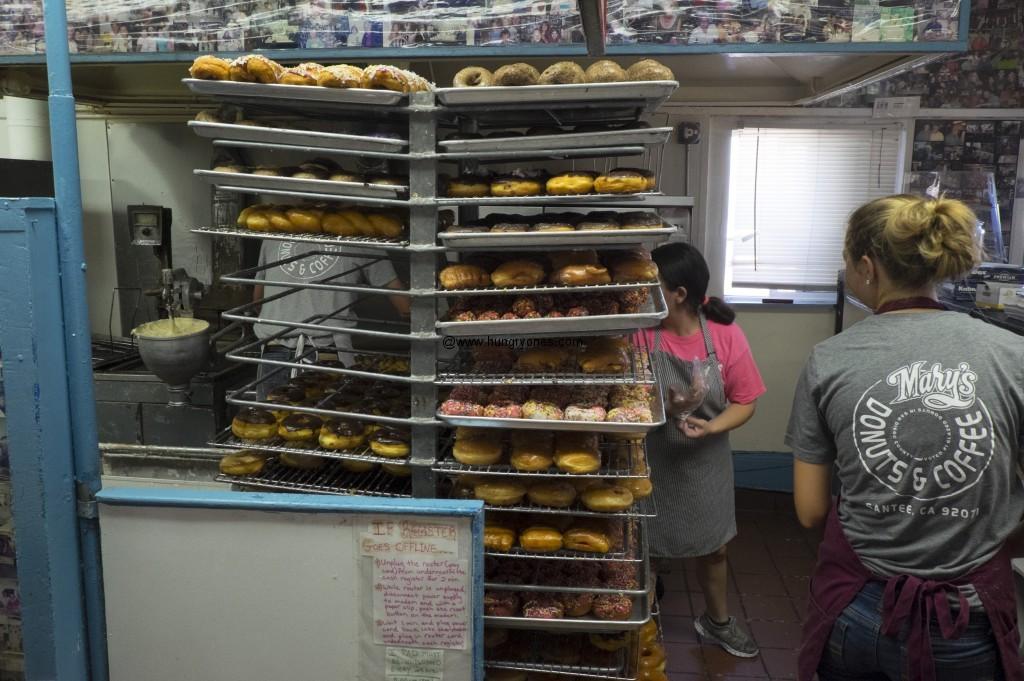 Fresh donuts!