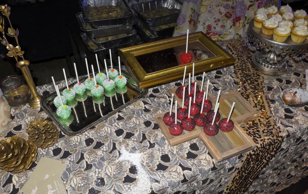 Bang Pop Shop cake pops.