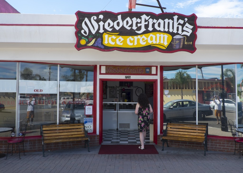 My fav San Diego ice cream shop!