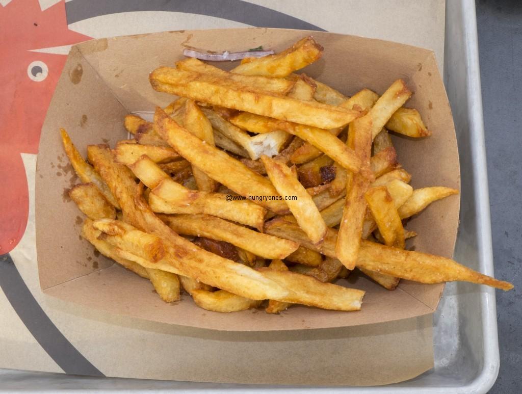 Smaltz fries
