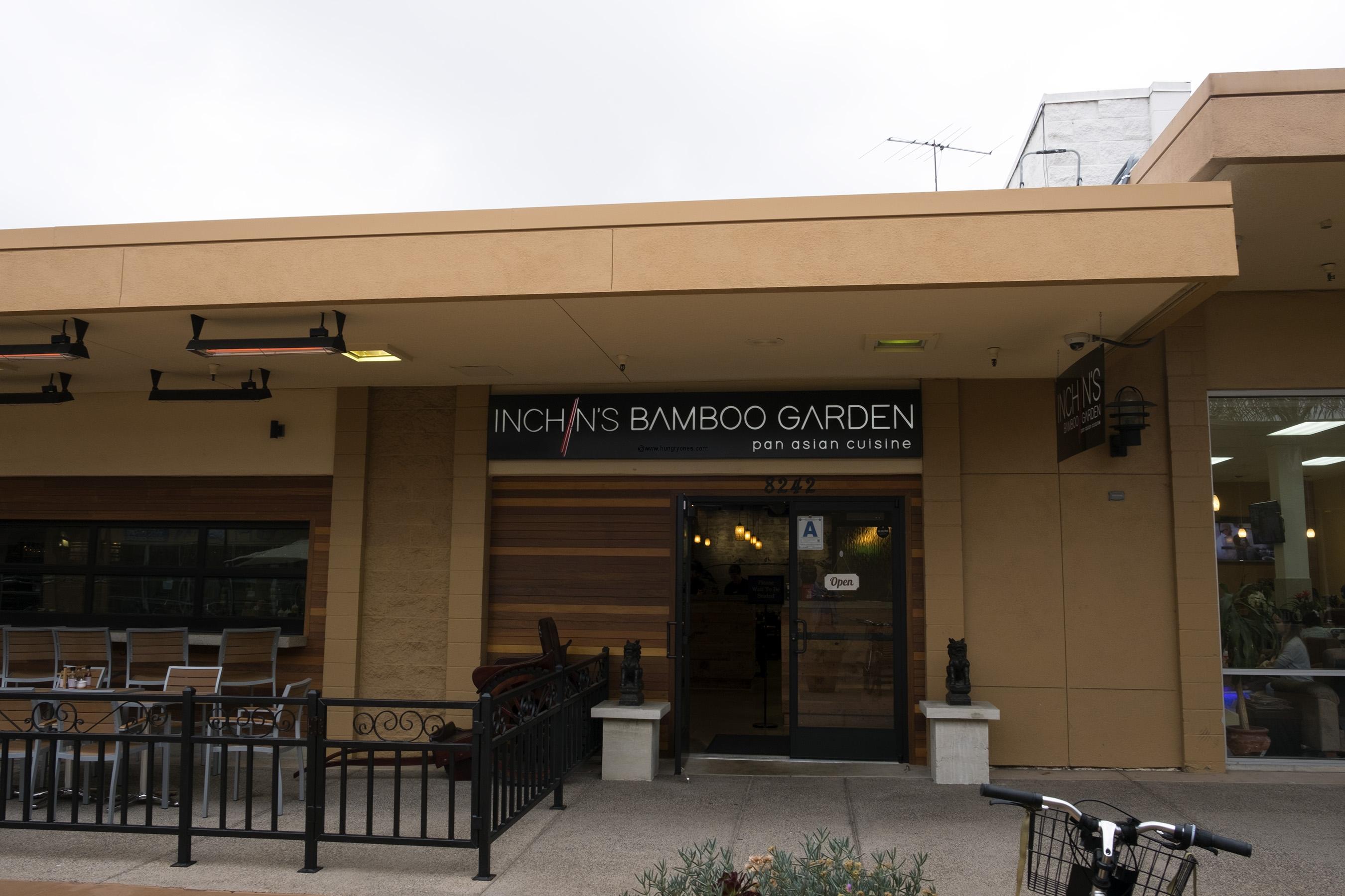 Inchin\'s Bamboo Garden – Hungryones.com